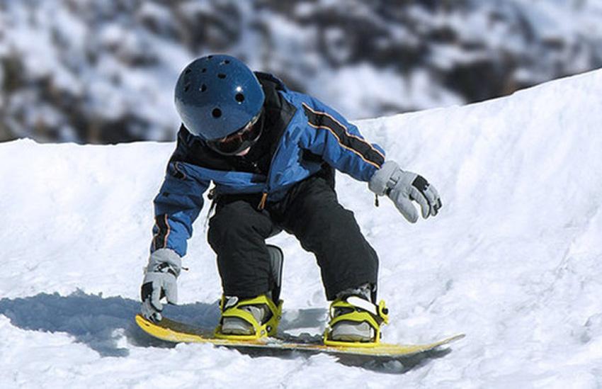 Сноубординг техника катания