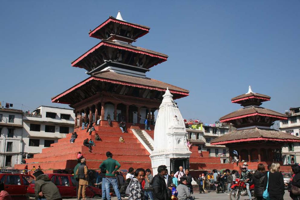 Дворец Камари, Непал