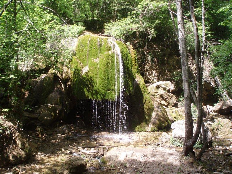 Серебряные струи, Крым