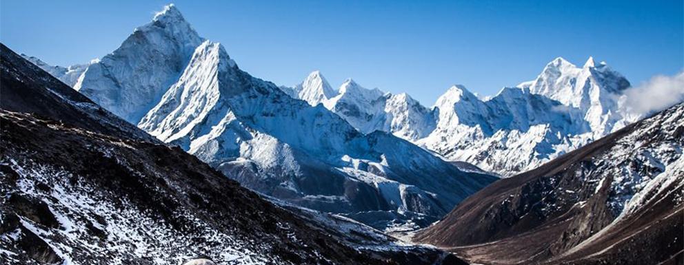 Горы, Непал