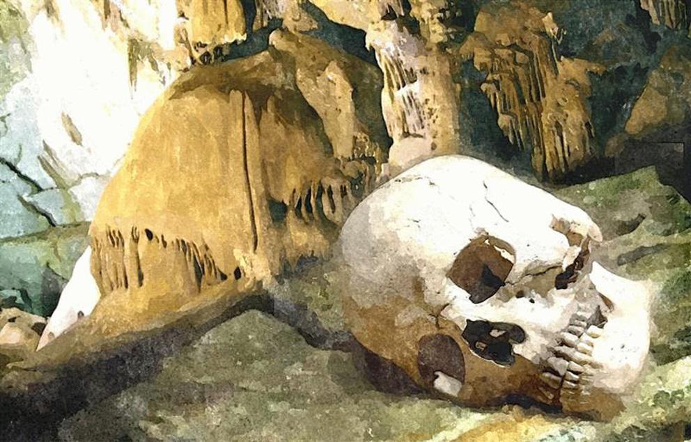 Пещера тысячи голов. Спелеотуризм в Крыму