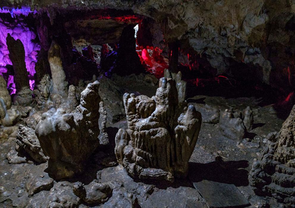 Пещера Нежная, хребет Азиш-Тау, Адыгея