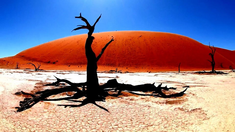 Мёртвая долина Дедвлай, Намибия