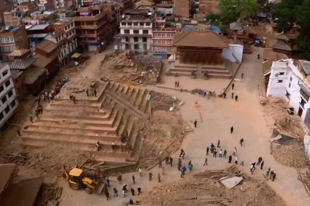Пирамиды, Непал