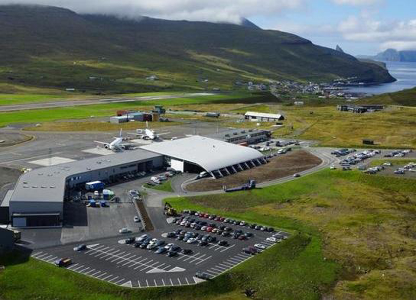 Фарерские острова, аэропорт