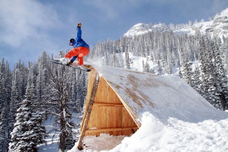 Абзаково, горнолыжные курорты России