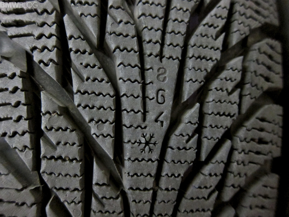 Подготовка автомобиля. Bridgestone Blizzak WS80