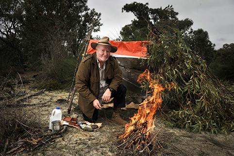 Выживание в глуши от Боба Купера, Австралия