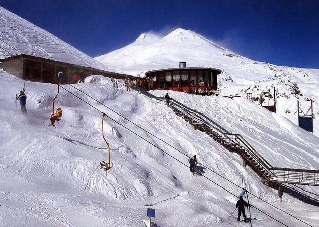 Приэльбрусье, горнолыжные курорты России