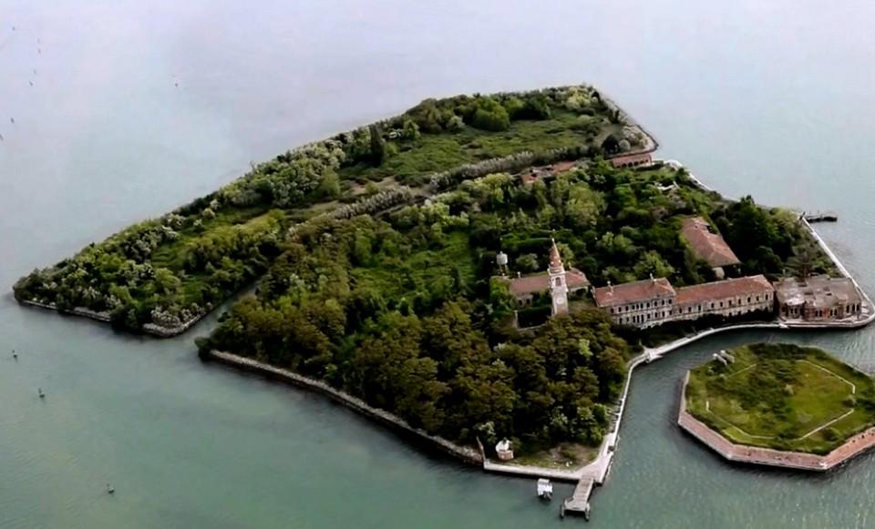 Чумной остров, Италия