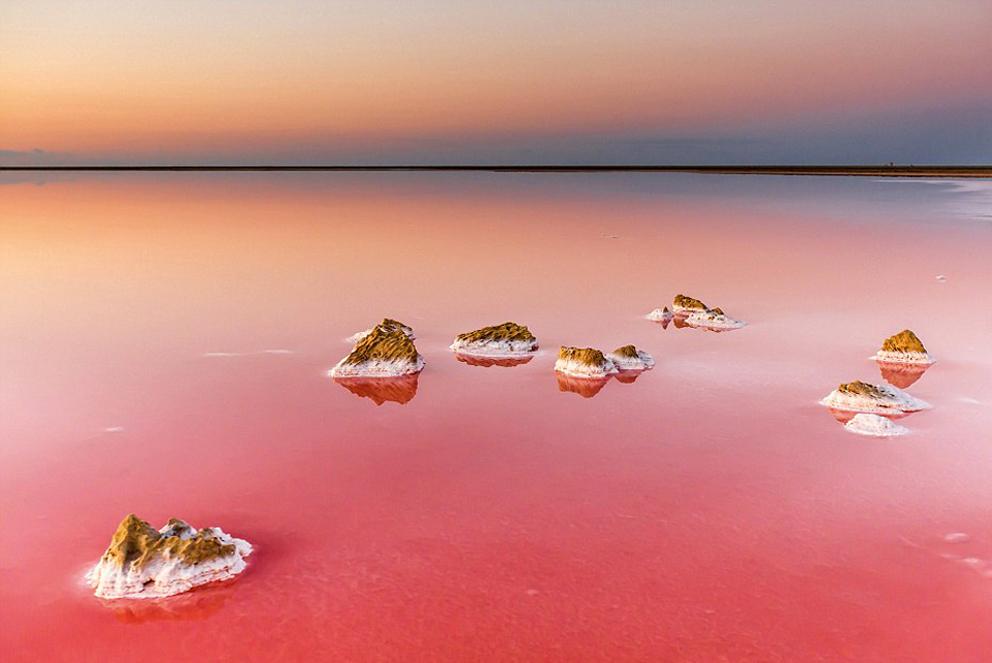 Кояшское озеро Керчь