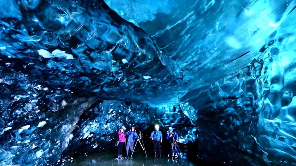 Скафтафетль, Исландия