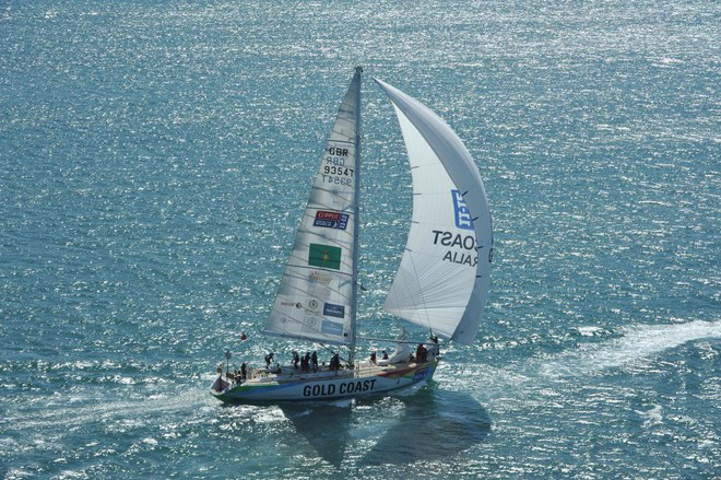 Регата вокруг света Clipper Round the World Yacht Race