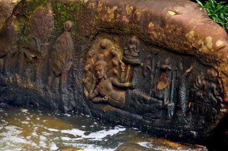 Подводный храм, Камбоджа