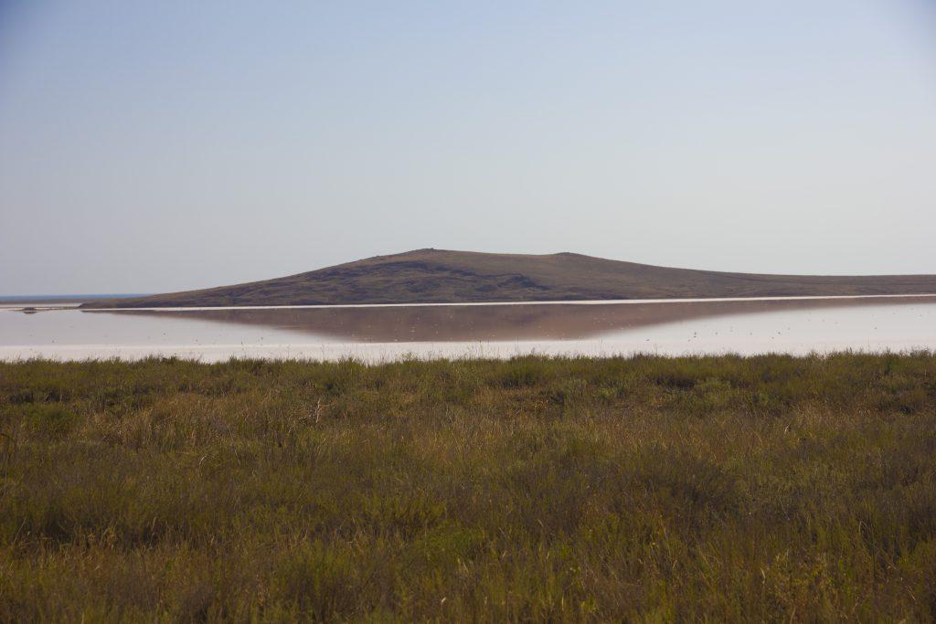 Кояшское озеро, Опук