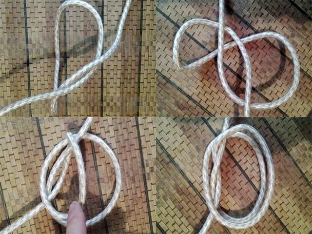Констриктор с использованием петель