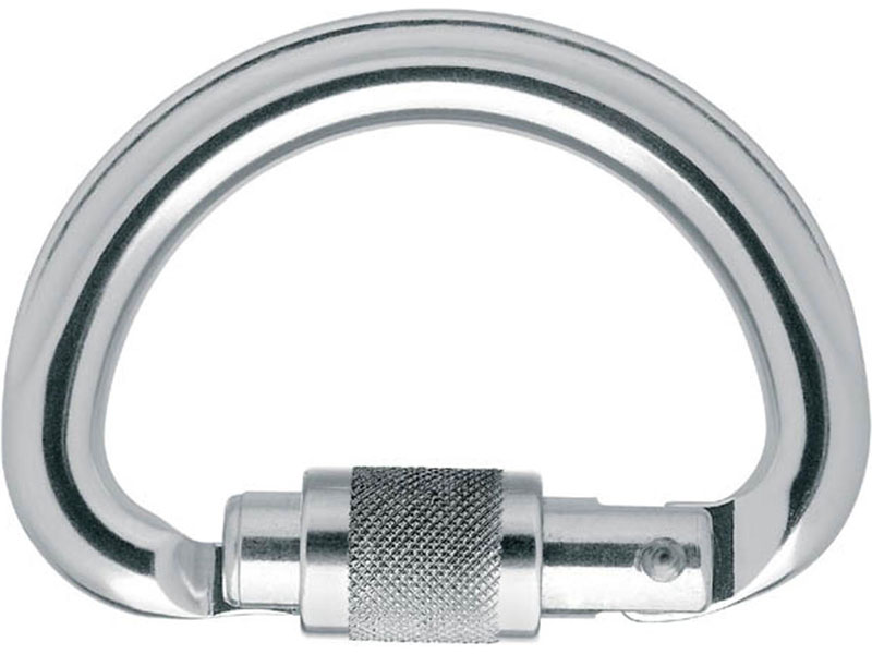 Petzl Omni Screw Lock