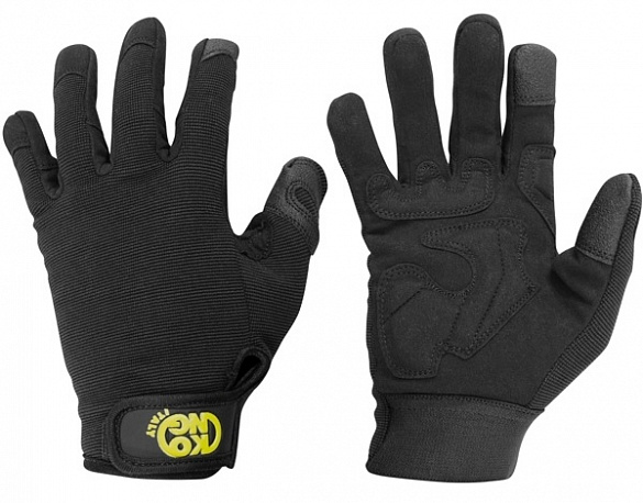 Kong Skin Glove Black