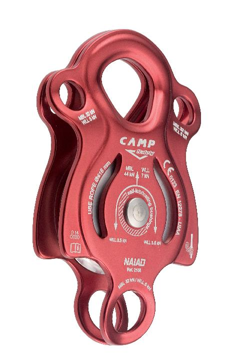Ролик Camp Naiad