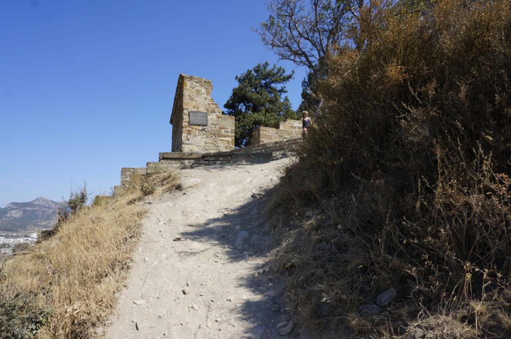 Судакская (Генуэзская) крепость.