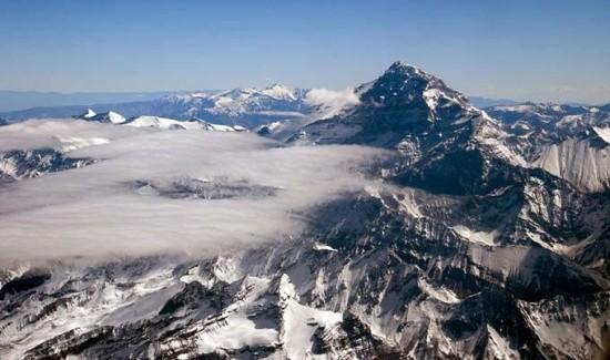 Горы. Хребет Аконкагуа