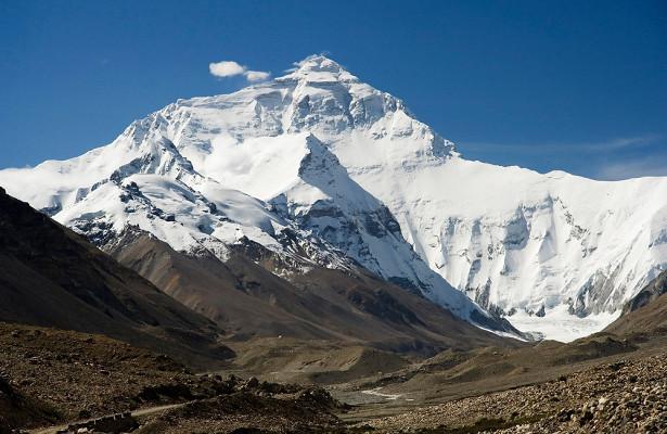 Горы. Джомолунгма (Эверест)