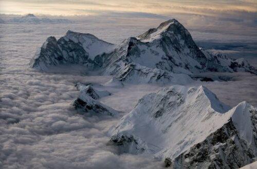 Самые высокие горы на Земле