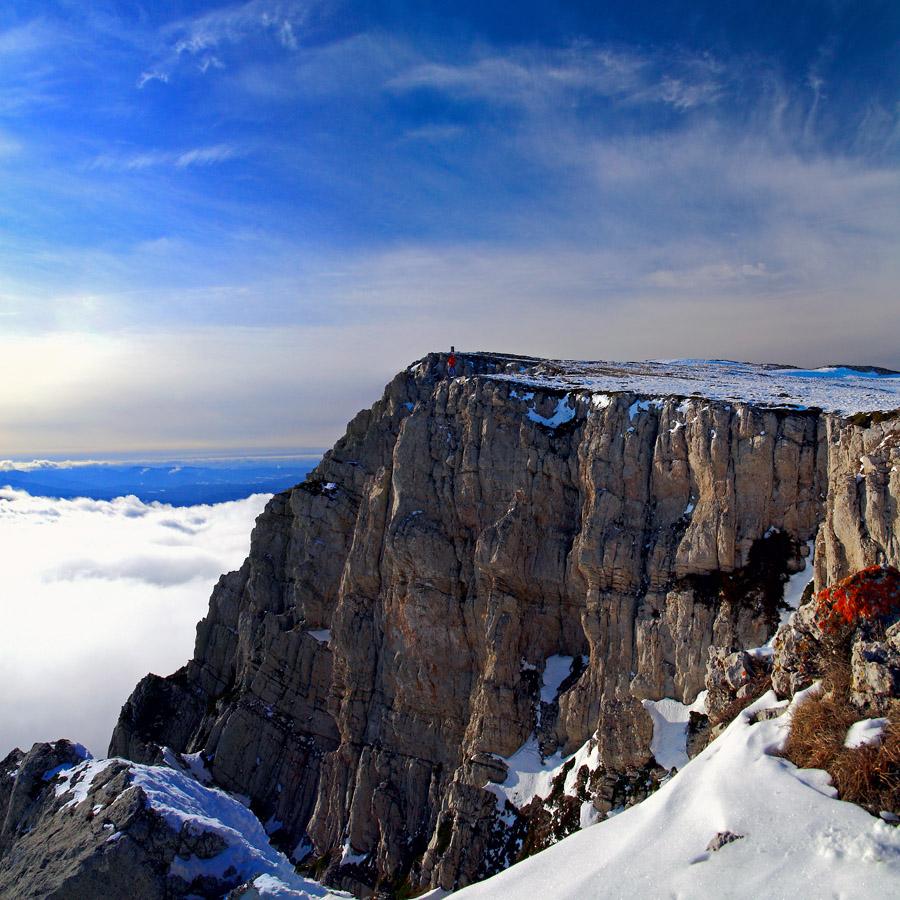 Горы Крыма. Эклизи-Бурун