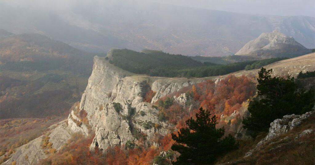 гора Северная Демерджи