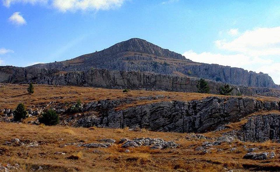 гора Черкез-Кош