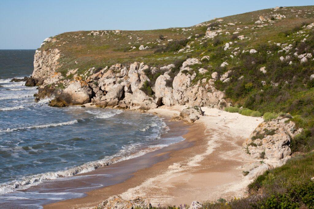 Генаральские пляжы, Караларский заповедник